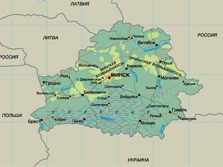 На юге с украиной на востоке с россией