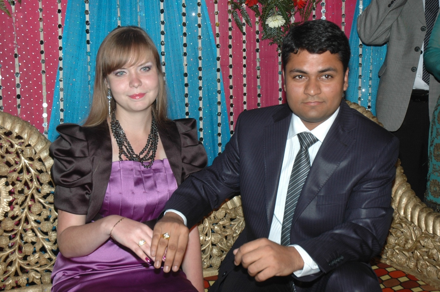 Индусы русских девушек