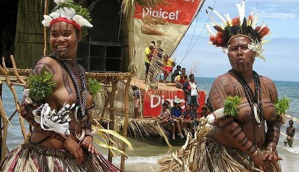 Племена с нравами свободного секса