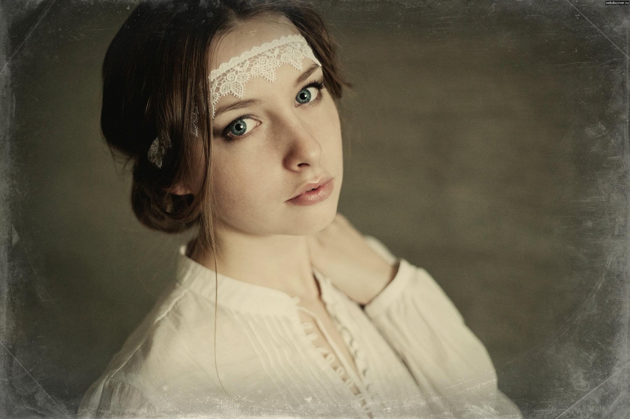 Простая русская девушка 15 фотография