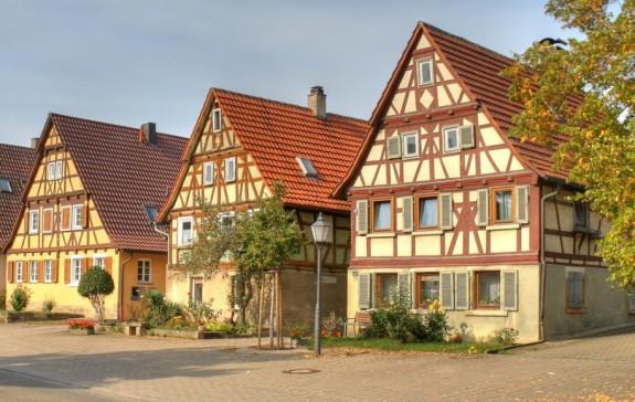 фото дома в германии