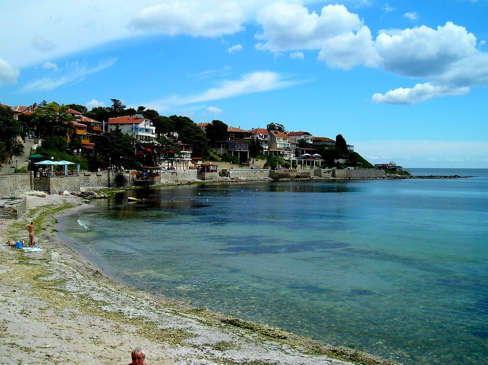 Болгария фото на пляже