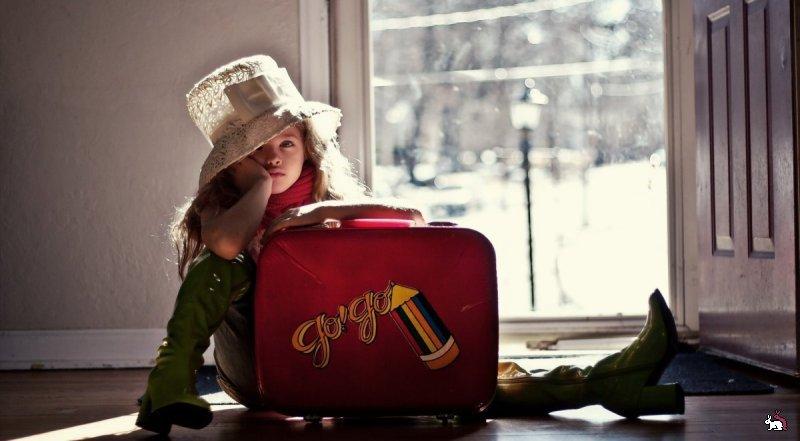 чемоданное настроение прикольные картинки