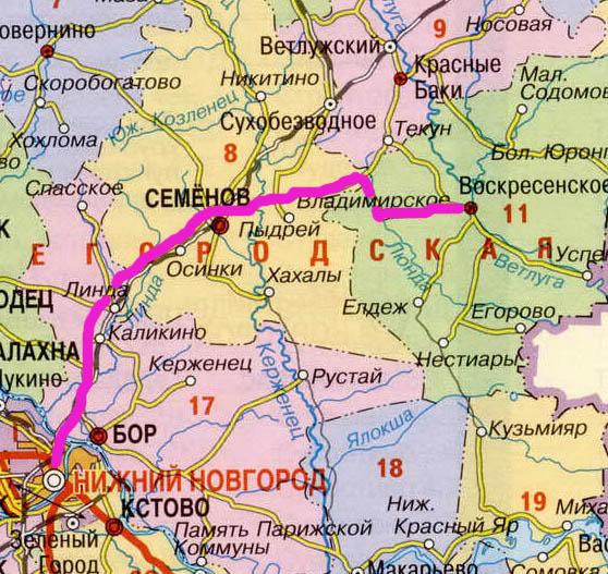 нижегородская область поселок воротынец проститутки
