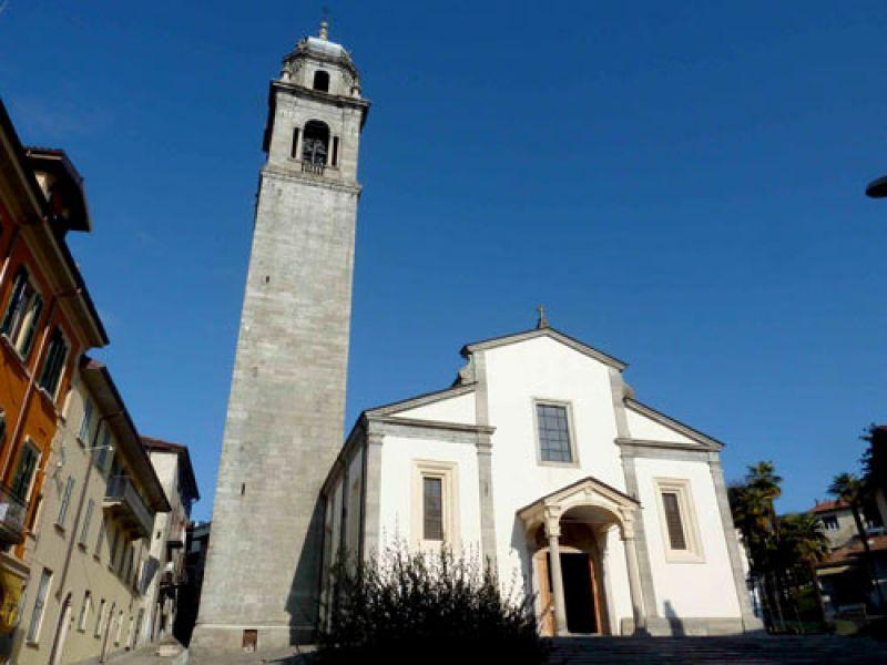 Церковь Сан Леонардо в Вербании (Chiesa di San Leonardo)