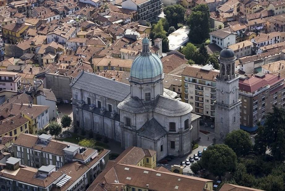 Базилика Сан Витторе в Вербании (Basilica di San Vittore)
