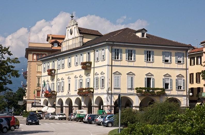 Палаццо Дуньяни в Вербании (Palazzo Dugnani)