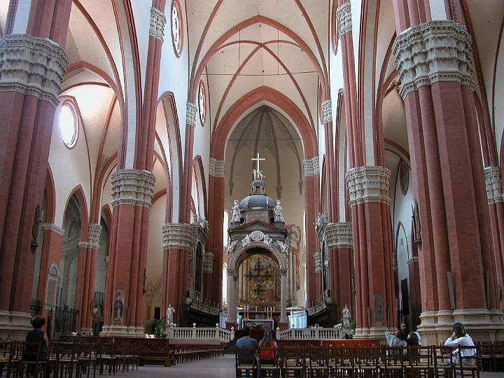 Базилика Святого Петрония (Basilica di San Petronio)