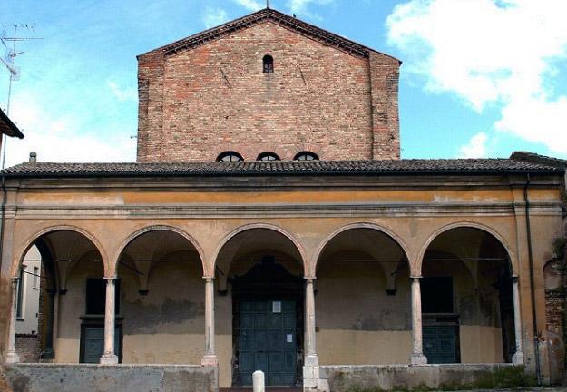 Кафедральный собор Санто Спирито (Chiesa dello Spirito Santo)