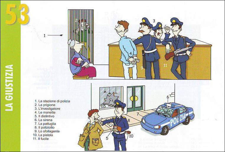 Органы правопорядка