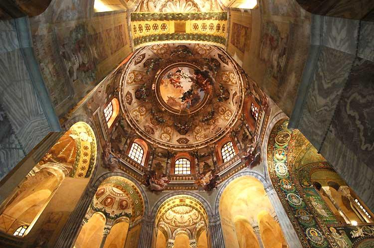 Базилика Сан-Витале (Basilica di San Vitale)