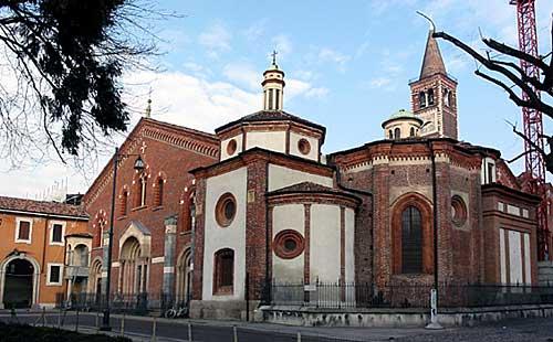 Базилика Святого Евсторгия