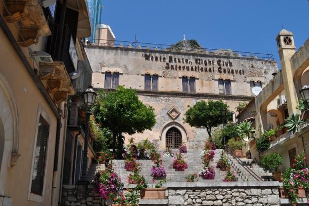 Дворец Чамполи в Таормине (Palazzo Ciampoli)