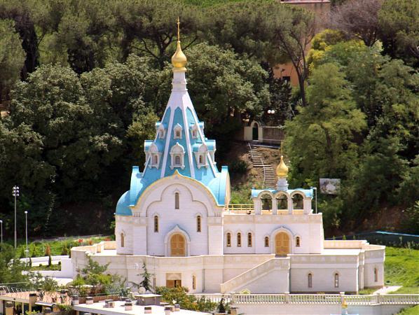 Православные храмы и приходы в Италии