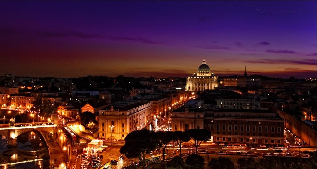 Рим прекрасен