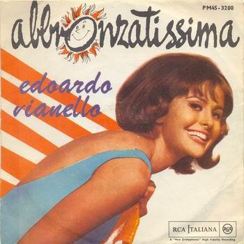 Abbronzatissima - хит 60-х в Италии