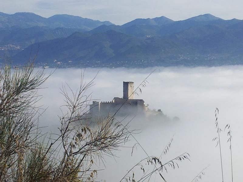Замок герцогов Д'Аквино