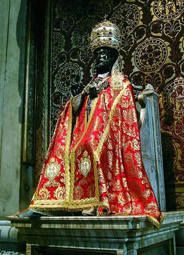 29 июня Рим отмечает день Святых апостолов Петра и Павла