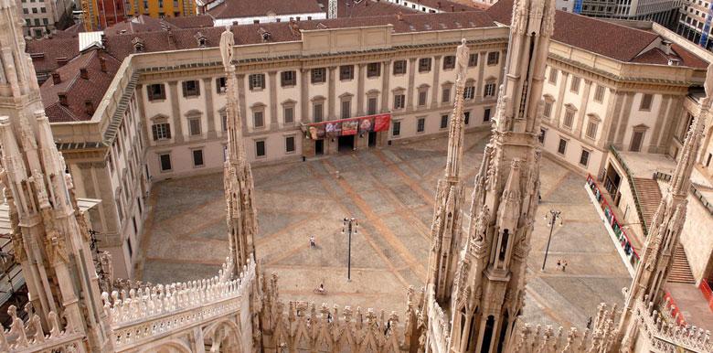 Королевский дворец (Palazzo Reale di Milano)