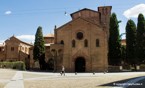 Базилика Святого Стефана (Basilica di Santo Stefano)