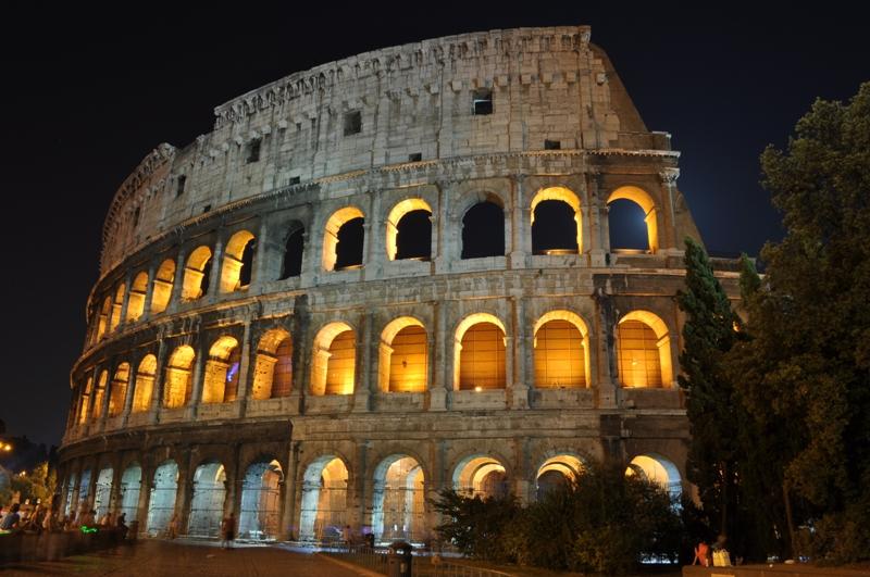 Колизей – символ вечной славы Рима