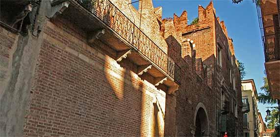 Дом Ромео (Casa di Romeo)