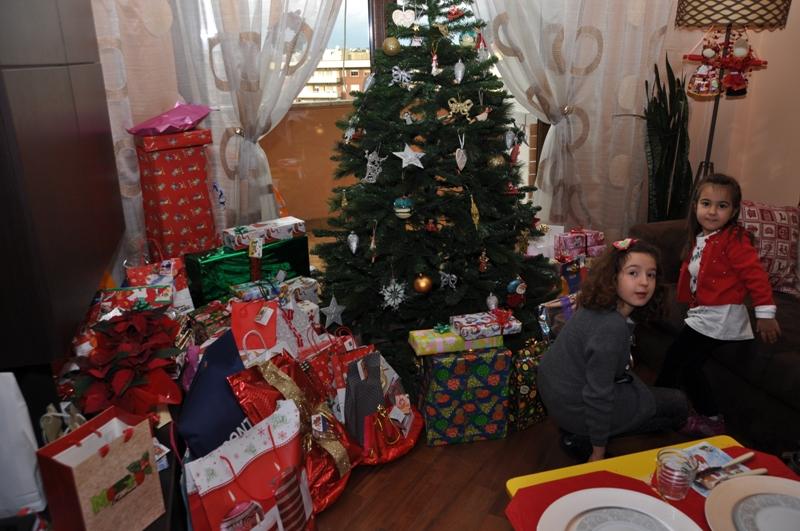 Немного рождественских подарков
