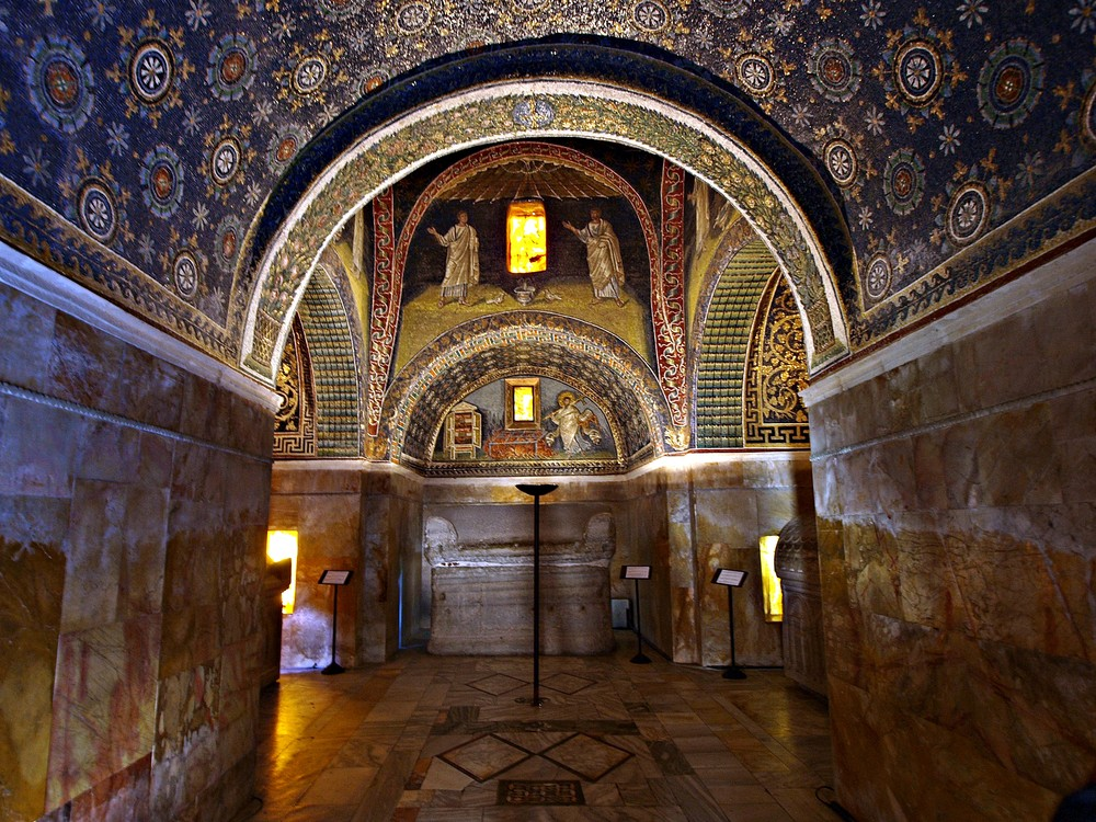 Мавзолей Галлы Плацидии (Mausoleo di Galla Placidia)
