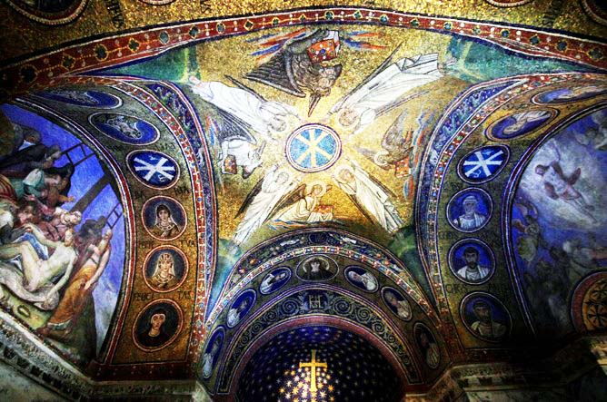 Капелла Святого Андрея (Cappella Arcivescovile, Cappella di Sant'Andrea)
