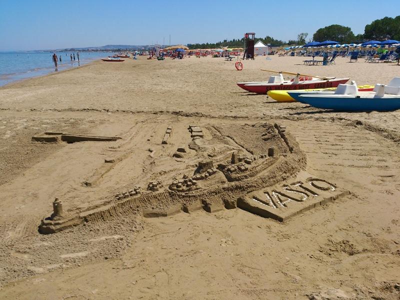 Лучшие пляжи Абруццо 2015